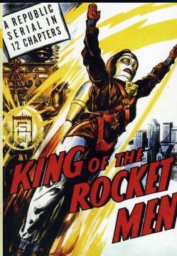 King of the Rocket Men (DVD)