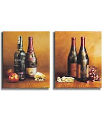 Fletcher Special Selection Stretched Canvas Set