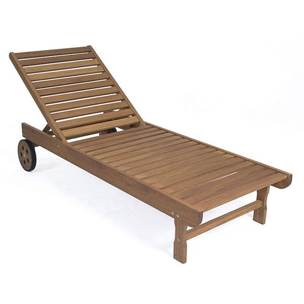 Amazonia Garopaba Deck Chair