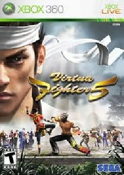 Xbox 360 - Virtua Fighter 5