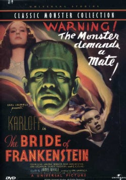 Bride Of Frankenstein (DVD)