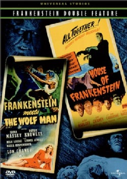 Frankenstein Meets Wolfman/House of (DVD)