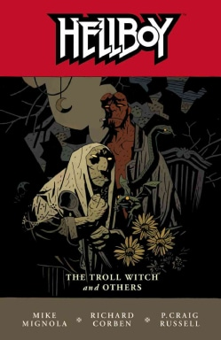 Hellboy 7: The Troll Witch and Other Stories (Paperback)