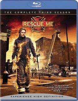 Rescue Me: The Complete Third Season (Blu-ray Disc)