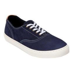 Men's Cole Haan GrandPro Deck Oxford Sneaker Marine Blue Nubuck