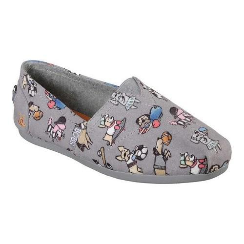 Skechers BOBS Plush Go Fetch Alpargata (Women's) WEuBHc3JEs