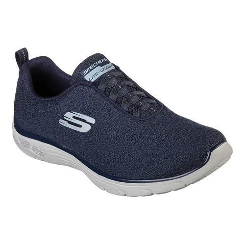 Skechers EMPIRE D'LUX BURN BRIGHT - Slip-ons - black JHHRvCYN8