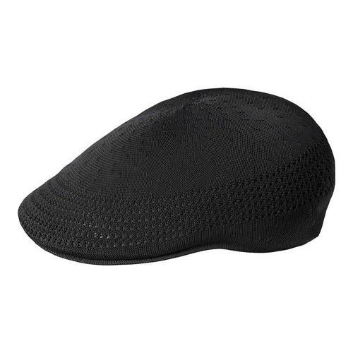Shop Men s Kangol Tropic 507 Ventair Flat Cap Black - On Sale - Free  Shipping On Orders Over  45 - Overstock.com - 21535289 97a9a6fa6cb