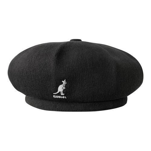 Shop Kangol Bamboo Jax Beret Black - Free Shipping Today - Overstock -  21555674 5eb862eaceac