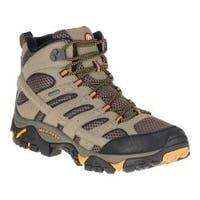 Men's Merrell Moab 2 Mid GORE-TEX Hiking Boot Walnut