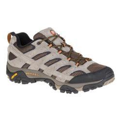 Men's Merrell Moab 2 Vent Hiking Shoe Walnut