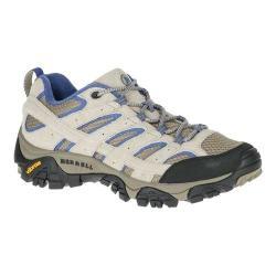 Women's Merrell Moab 2 Vent Hiking Shoe Aluminum/Marlin