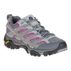Women's Merrell Moab 2 Vent Hiking Shoe Castle Rock