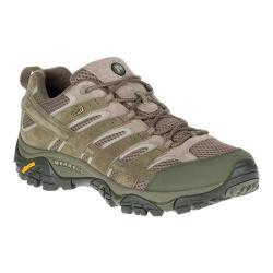 Men's Merrell Moab 2 Waterproof Hiking Shoe Dusty Olive