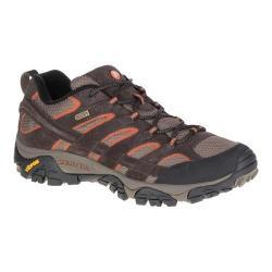 Men's Merrell Moab 2 Waterproof Hiking Shoe Espresso