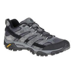 Men's Merrell Moab 2 Waterproof Hiking Shoe Granite