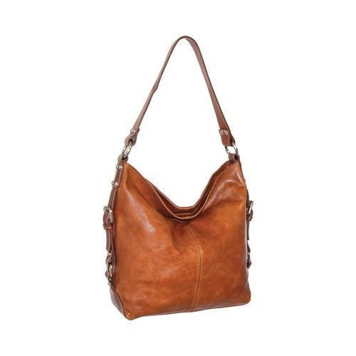 Women's Nino Bossi Chrissy Shoulder Bag Cognac