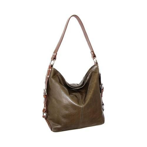 Women's Nino Bossi Chrissy Shoulder Bag Loden