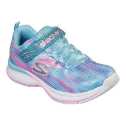 Girls' Skechers Jumpin Jams Dream Runner Sneaker Blue/Multi