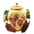 Sonoma Collection Cookie Jar