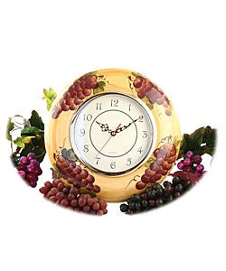 Sonoma Collection Decorative Clock - Thumbnail 0