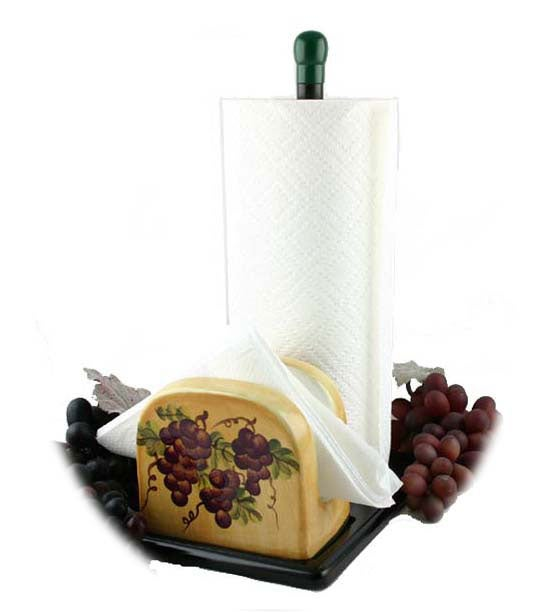 Sonoma Collection Towel and Napkin Holder - Thumbnail 0