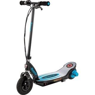 Power Core E100 Electric Scooter - Blue (Aluminum Deck)
