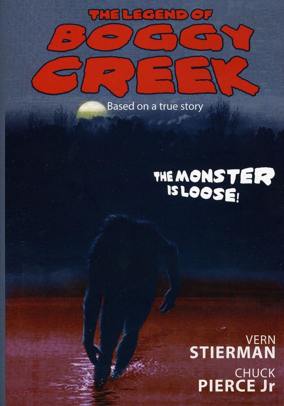 Legend of Boggy Creek (DVD)