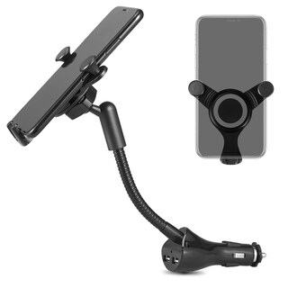 No.58 Universal Cigarette Lighting Car Mount With Easy Slide Phone H