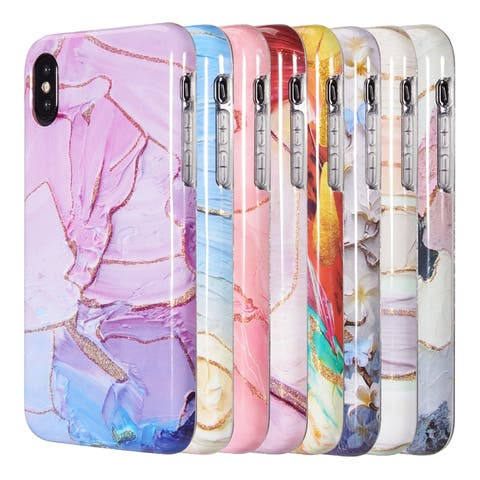 the latest d231b b5a79 Buy Off-White Cell Phone Cases Online at Overstock | Our Best Cell ...