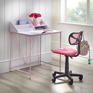 Simple Living Quincy Desk and Chair Set