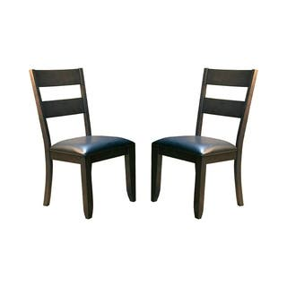 Buy Leather Kitchen & Dining Room Chairs Online at Overstock ...
