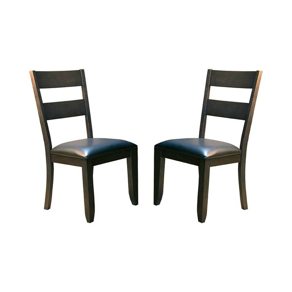 Shop Simply Solid North Mills Solid Wood Dining Chairs