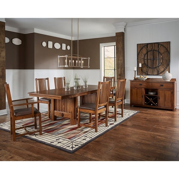Simply Solid Brodin Solid Wood 5-piece Dining Collection