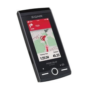 Sigma ROX GPS 12.0 Sport Basic Cycling Computer 01020 Grey