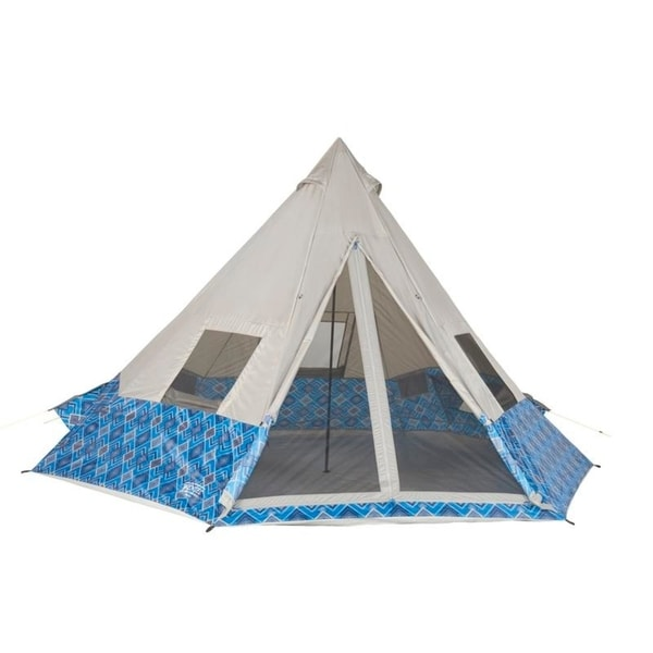 Shop Wenzel Shenanigan 8 Person Teepee Tent Free