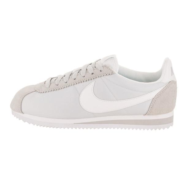 Shop Nike Women's Classic Cortez Nylon Casual Shoe