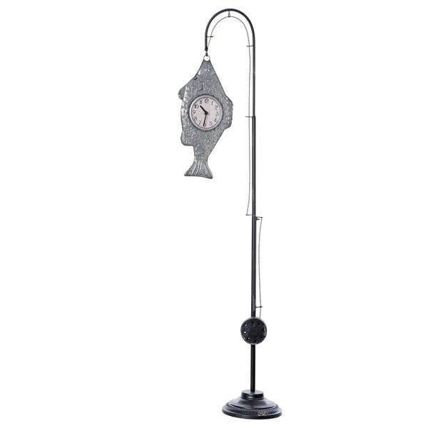 Fishing Pole Clock