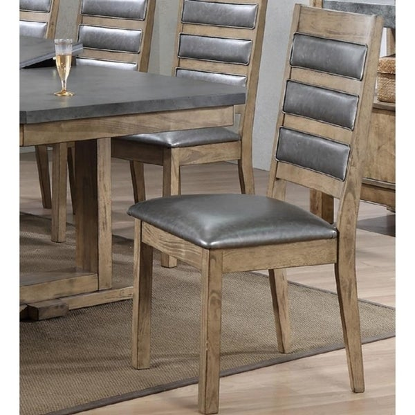 Palmer Upholstered Cushion Dining Chair