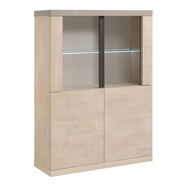 Lord Dishes Cabinet with LED
