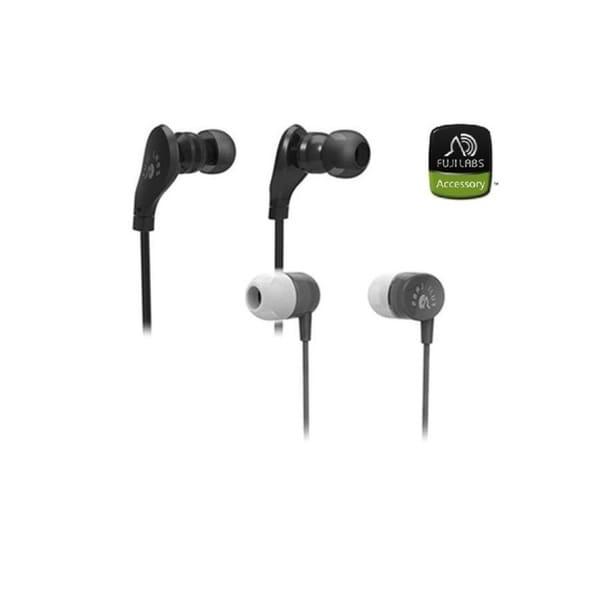 Fuji Labs AUFJ-SQWMS203/101 Sonique 2-in-1 In-Line Headphones Bundle. Opens flyout.