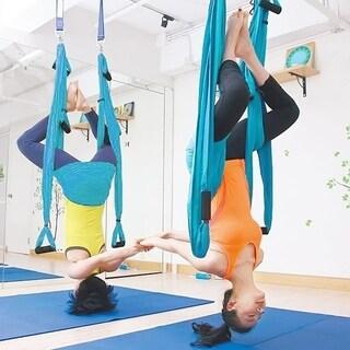 AUM Yoga Swing Inversion Sling