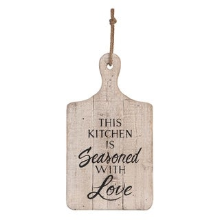 This Kitchen Wall Art - Brown
