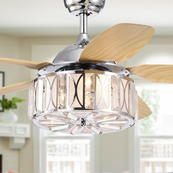 Shop Sekspil 5 Blade 52 Inch Lighted Ceiling Fan With