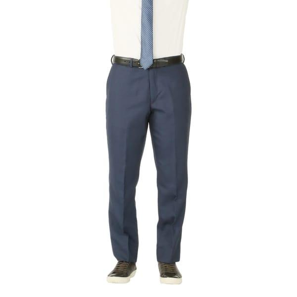 Mens Premium Wool Traveler Modern Fit Dress Pants. Opens flyout.