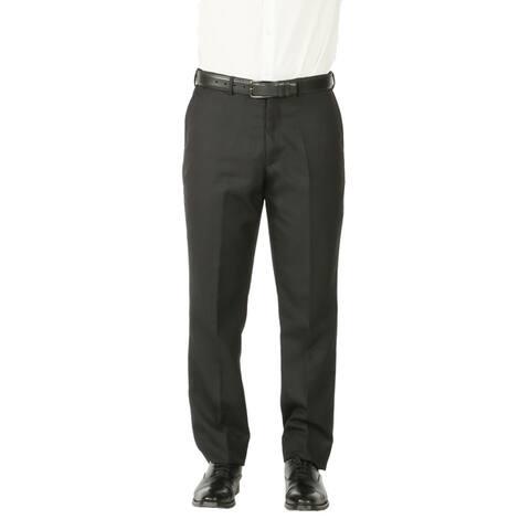 Mens Premium Wool Traveler Modern Fit Dress Pants