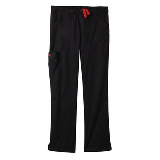 BIO Ladies Stretch Multi Pocket Cargo Scrub Pant
