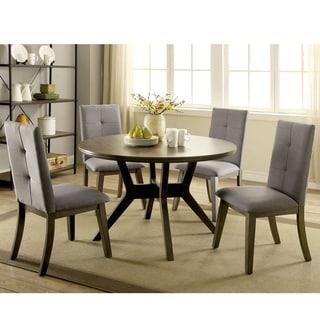 Carson Carrington Breisgau 5-piece Dining Table Set