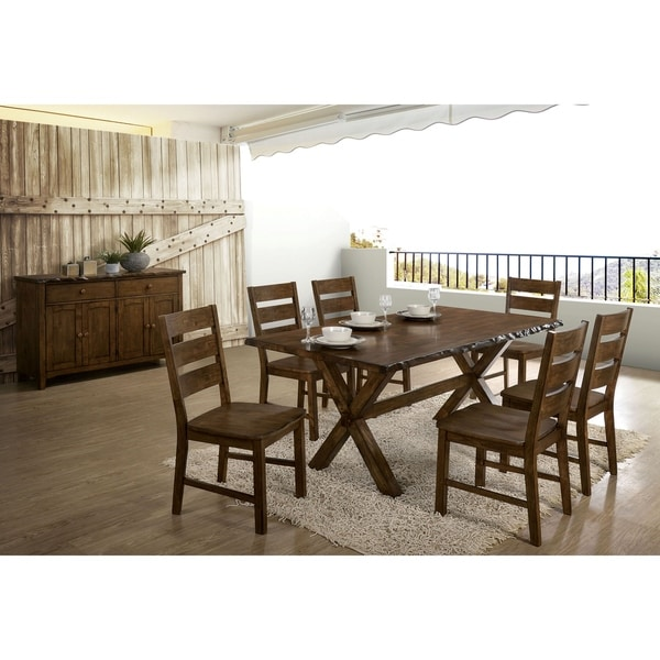 Shop Carbon Loft Maddock 7-piece Dining Table Set With