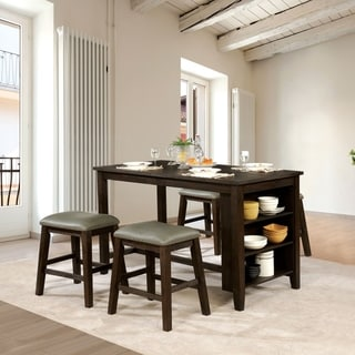 Copper Grove Kocherinovo 5-piece Counter Height Table Set